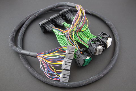 Boomslang GReddy Ultimate Wire Harnesses